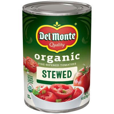 Del Monte® Organic Vine-Ripened Stewed Tomatoes