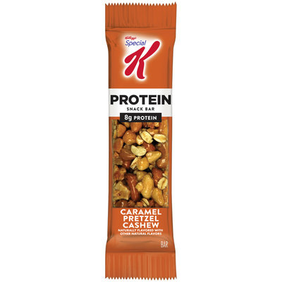 Special K® Kellogg's Caramel Pretzel Cashew Protein Snack Bar