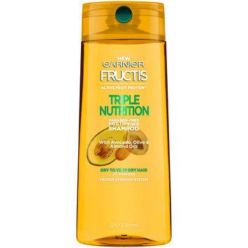 Garnier® Fructis® Triple Nutrition Shampoo 22 fl. oz. Bottle