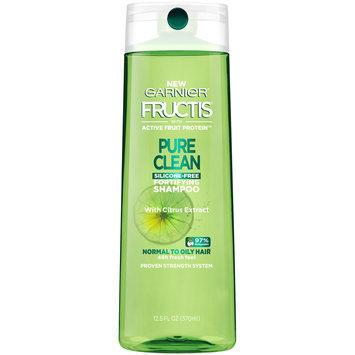 Garnier® Fructis® Pure Clean Shampoo 12.5 fl. oz. Bottle