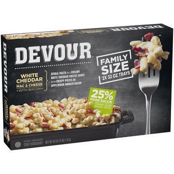 Devour™ White Cheddar Mac & Cheese with Bacon 64 oz. Box