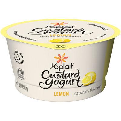 Yoplait® Lemon Custard Yogurt