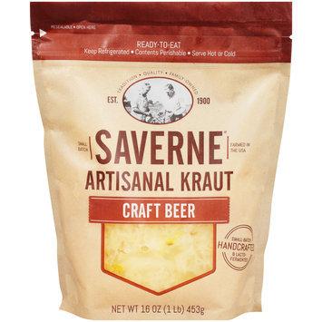 Saverne® Artisanal Craft Beer Kraut 16 oz. Pouch