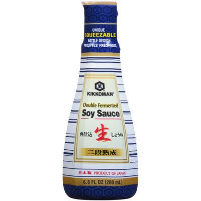 Kikkoman® Double Fermented Soy Sauce 6.8 fl. oz. Squeeze Bottle