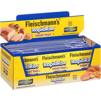 Fleischmann's® RapidRise® Fast Acting Instant Yeast 20-3 ct Box