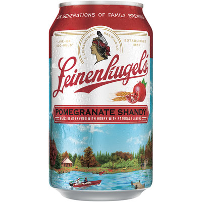 Leinenkugel's® Pomegranate Shandy 12 fl. oz. Can