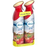 Febreze Air™ Fresh-Pressed Apple Air Refresher 2-8.8 oz. Aerosol Can