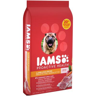 IAMS™ Proactive Health™ Lamb & Rice Recipe 15 lb. Bag