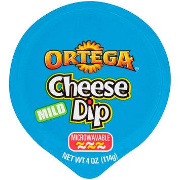 Ortega® Mild Cheese Dip 4 oz. Microcup