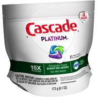 Cascade® Platinum™ Dawn® Fresh Scent Action Pacs™ Dishwasher Detergent 11 ct Pouch