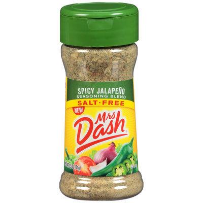 Mrs Dash® Spicy Jalapeno Seasoning Blend 2.5 oz. Shaker