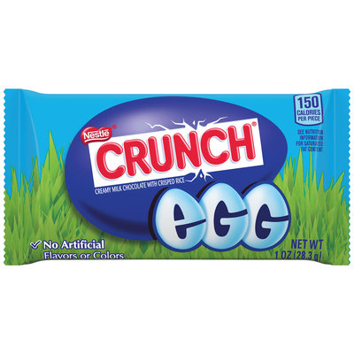 NESTLE CRUNCH Egg 1 oz. Pack