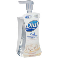 Dial Complete® 2 in 1 Moisturizing & Antibacterial Pearl Essence Foaming Hand Wash