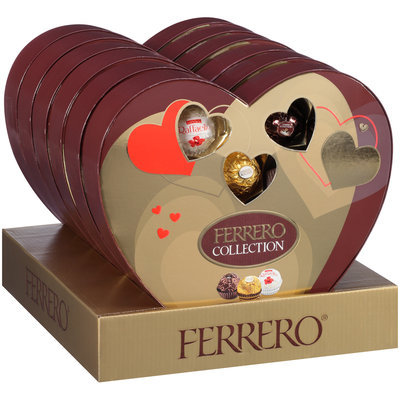 Ferrero Collection Fine Assorted Confections 6.1 oz. Box