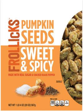 Frollicks™ Sweet & Spicy Pumpkin Seeds 20 oz. Bag