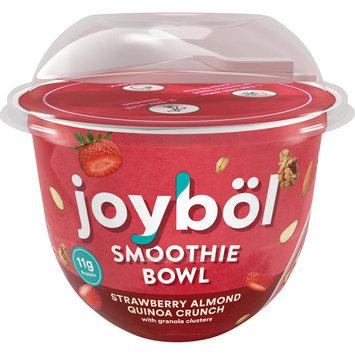 Joybol™ Strawberry Almond Quinoa Crunch with Granola Clusters Smoothie Bowl 2.1 oz. Bowl