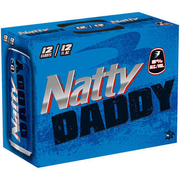 Natty Daddy® Beer 12-12 fl. oz. Cans