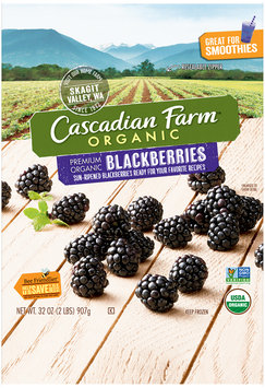 Cascadian Farm™ Organic Blackberries 28 oz. Bag