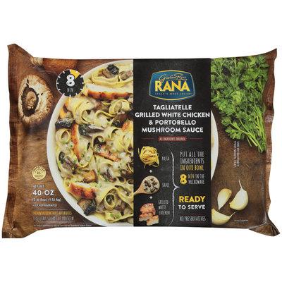 Rana® Grilled White Chicken & Portobello Mushroom Sauce Tagliatelle 40 oz. Pack