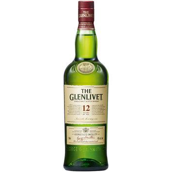 The Glenlivet® Single Malt Whisky Scotland 12 Yo 750ml Bottle