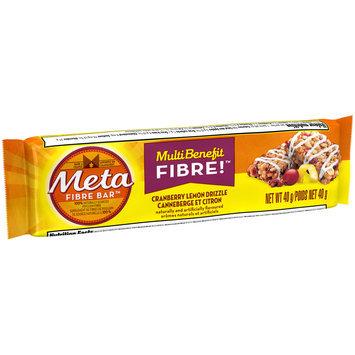 Meta Fibre Bar Cranberry Lemon Drizzle 1 Count