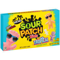 Sour Patch Kids Tropical Candy