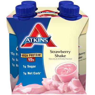 Atkins® Strawberry Shakes 4-11 fl. oz. Cartons