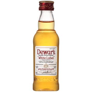 Dewar's® White Label Blended Scotch Whisky 50mL Bottle