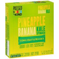 Kind™ Pressed™ Pineapple Banana Kale Spinach Fruit Bars 12-1.2 oz. Bars