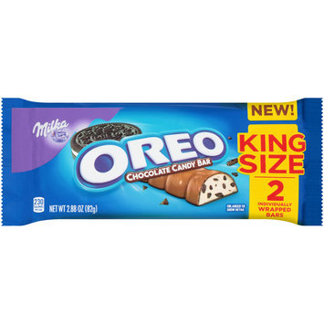 Milka Oreo Chocolate Candy Bars 2.88 oz. Wrapper