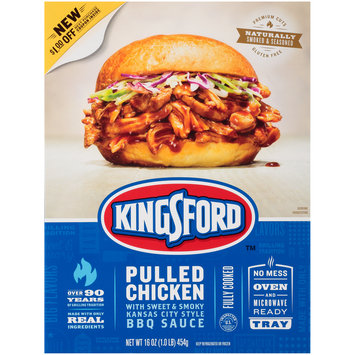 Kingsford™ Pulled Chicken