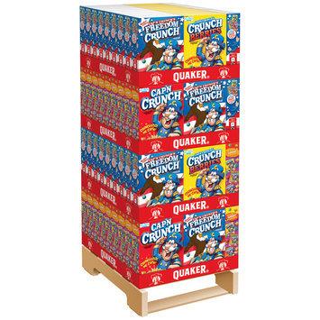 Quaker® Cap'n Crunch Cereal Pallet