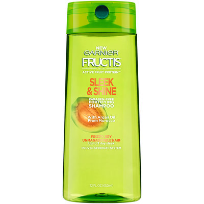 Garnier® Fructis® Sleek & Shine Shampoo 22 fl. oz. Bottle