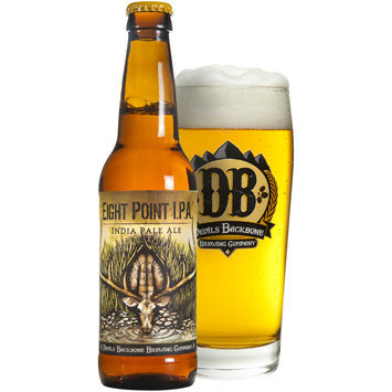 Devil's Backbone Brewing Company Eight Point I.P.A. India Pale Ale 12 fl. oz. Bottle