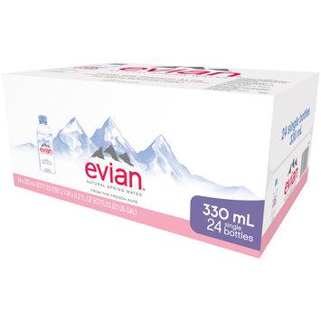 Evian® Natural Spring Water 24-11.2 fl. oz. Bottles