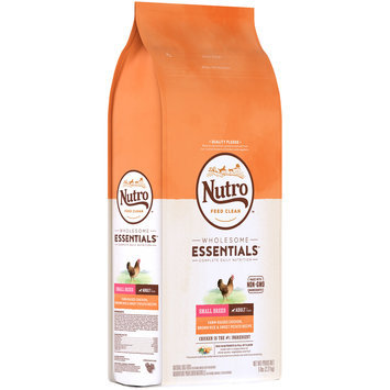 Nutro™ Wholesome Essentials™ Small Breed Adult Farm-Raised Chicken, Brown Rice & Sweet Potato Recipe Dog Food 5 lb Bag