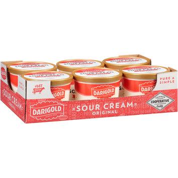 Darigold® Original Sour Cream 6-48 oz. Tubs