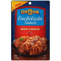 Ortega® Red Chile Enchilada Sauce 7 oz. Pouch