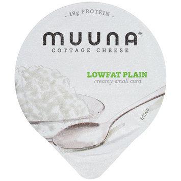 Muuna® 2% Milkfat Lowfat Plain Cottage Cheese 5.3 oz. Cup