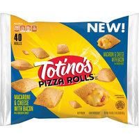 Totino's™ Macaroni & Cheese with Bacon Pizza Rolls 40 ct Bag