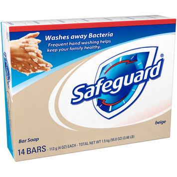 Safeguard® Beige Bar Soap 14–4 oz. Bars