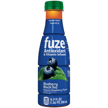 Fuze® Blueberry Black Tea 16.9 fl. oz. Bottle