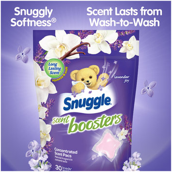 Snuggle® Scent Boosters® Lavender Joy Concentrated Laundry Scent Pacs 21.1 oz. Bag