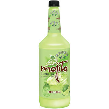 Rose's Traditional Mojito Mix, 1 L Bottle