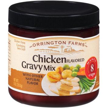 Orrington Farms® Chicken Flavored Gravy Mix 8 oz. Jar