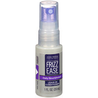 John Frieda Frizz Ease Daily Nourishment Leave-In Conditioner 1 fl. oz. Spray Bottle