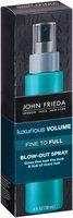 John Frieda Luxurious Volume Fine to Full Blow-Out Spray 4 fl. oz. Box
