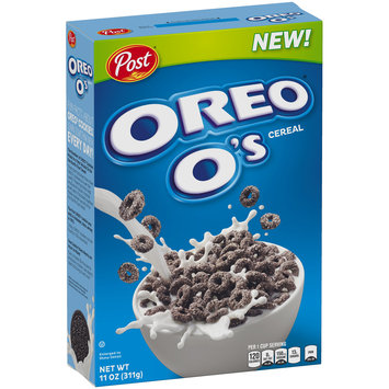 My go to cereals by jennifer b.