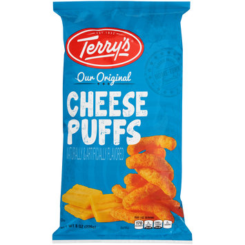 Terry's® Our Original Cheese Puffs 8 oz. Bag