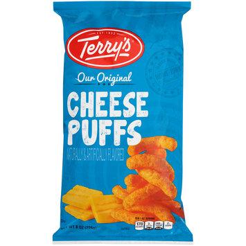 Terry's® Our Original Cheese Puffs 8 oz. Bag